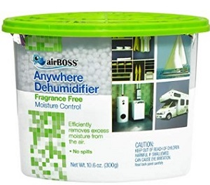 airBOSS Anywhere Dehumidifier