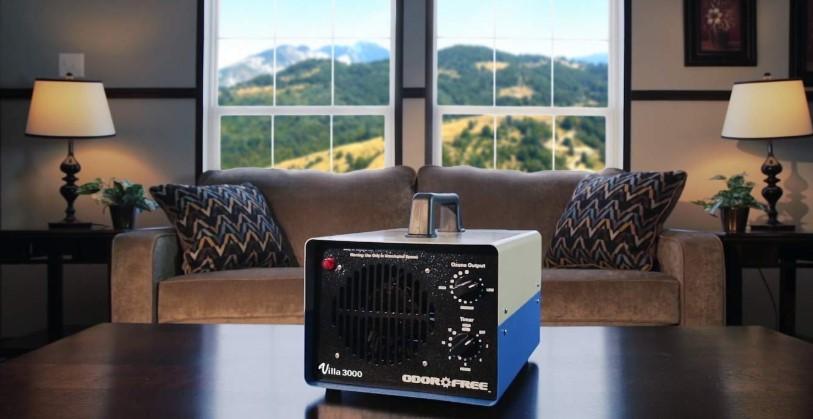 OdorFree Villa 3000 Ozone Generator