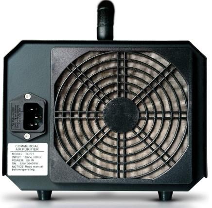 Enerzen ozone generator fan