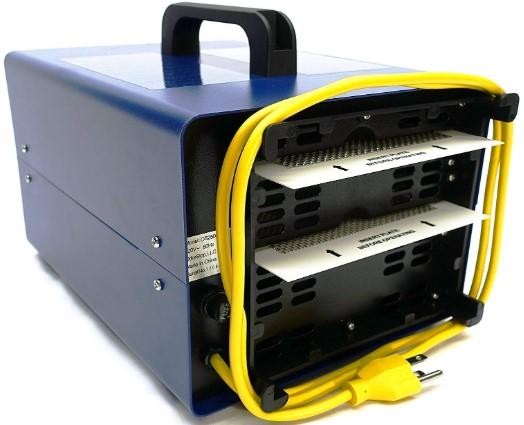 Odorstop ozone generator with UV