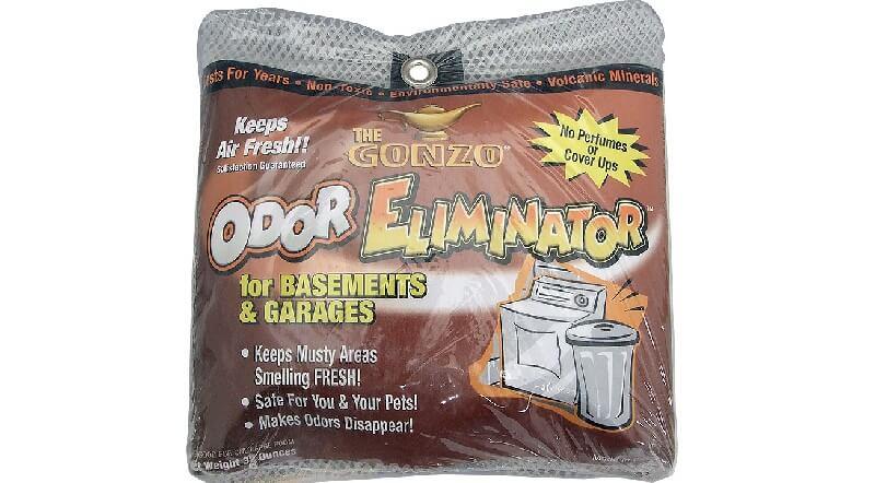 gonzo odor remover