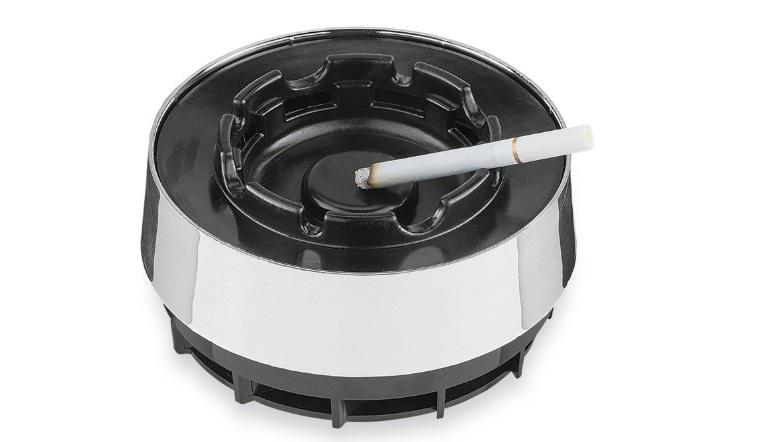 Smokeless ashtray