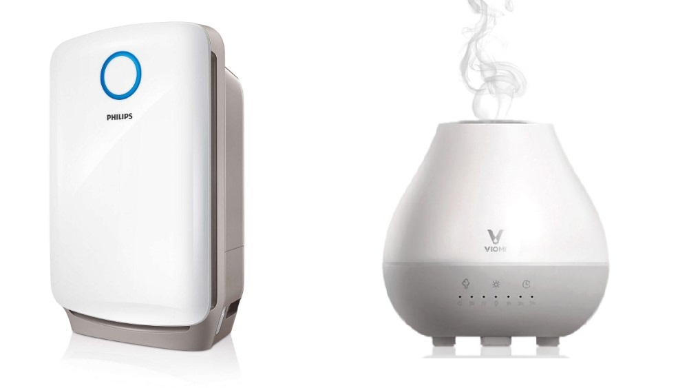 Air Purifier Vs Humidifier Comparison Amp Difference