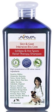 Arava Natural Medicated Dog Shampoo