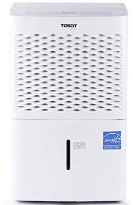 dehumidifier with Energy Star rating