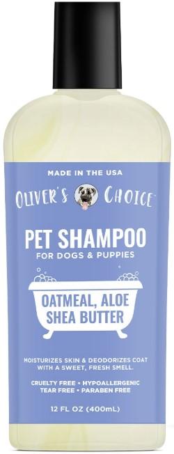Oliver's Choice Pet Shampoo