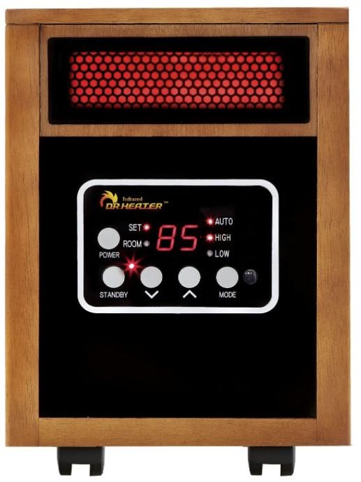 Dr infrared DR-968 portable space heater