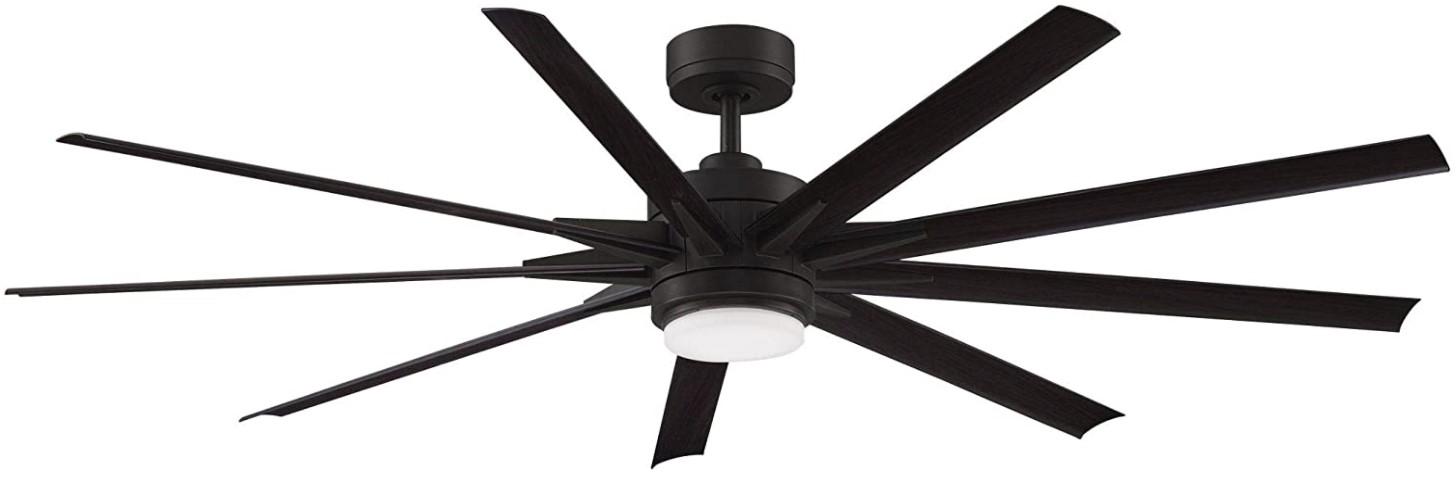 Fanimation ceiling fan MAD8152DZW
