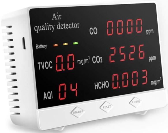 HEI LIANG Air Quality Monitor