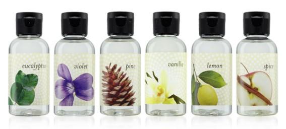 Rainbow Rainmate scents