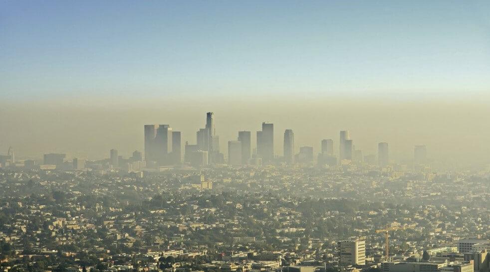 city air pollution