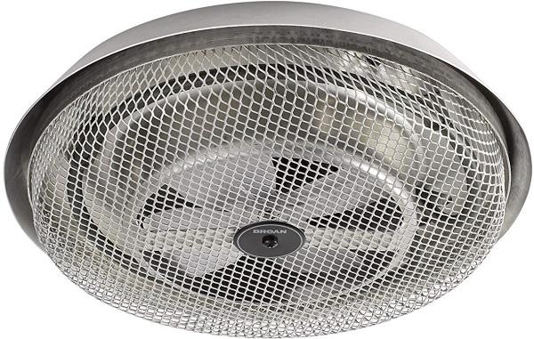 Broan-NuTone 157 ceiling fan with heater