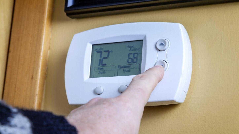 Thermostat photos honeywell older Honeywell Thermostat