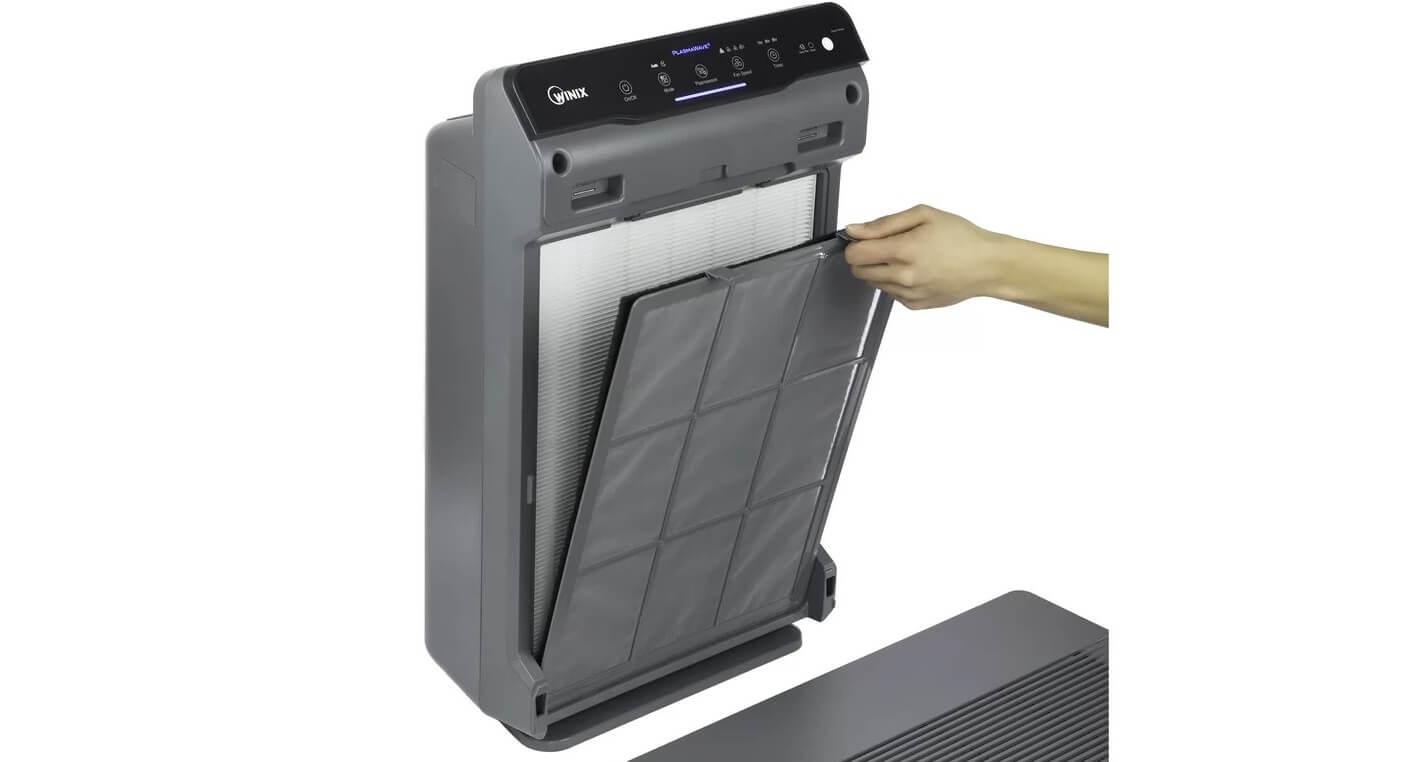 Winix air purifier troubleshooting