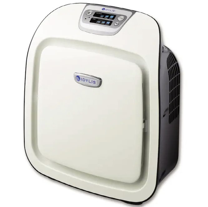 idylis 3-Speed 155-sq ft HEPA Air Purifier